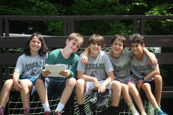 Junior Campers