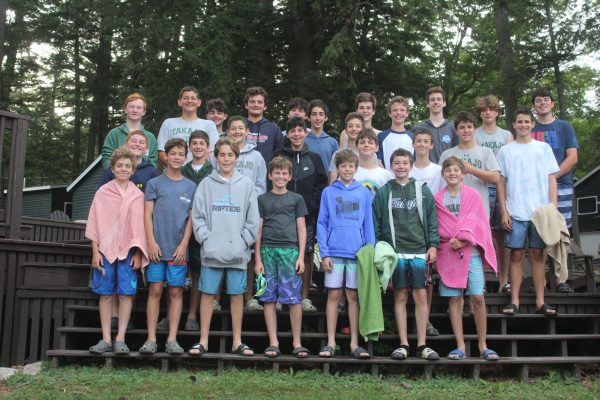 Senior Swim the Lake 2021