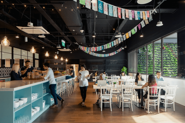 airbnb office SG