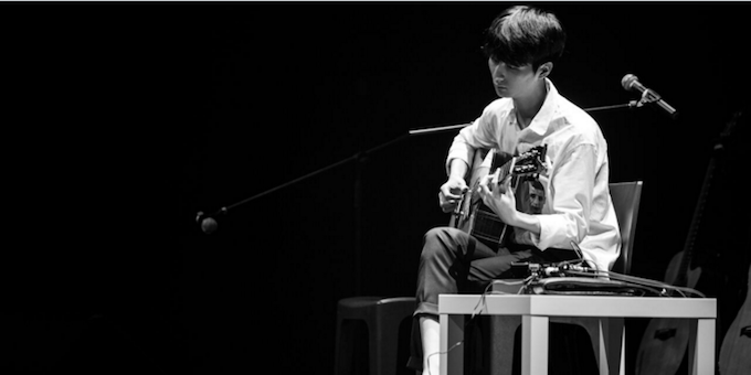 Review] Sungha Jung Live in Singapore 2016 with Special