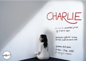 Singapore Premiere of Charlie @ Goodman Arts Centre Music Studio | Singapore | Singapore