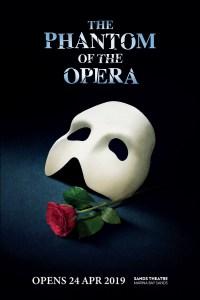 Phantom of the Opera @ Sands Theatre