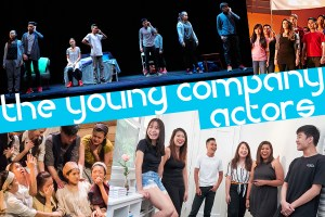 The Young Company's audition call @ Havelock II – The Loft