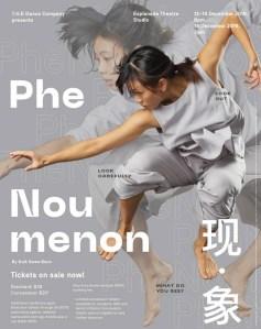 PheNoumenon by T.H.E Dance Company @ Esplanade Theatre Studio