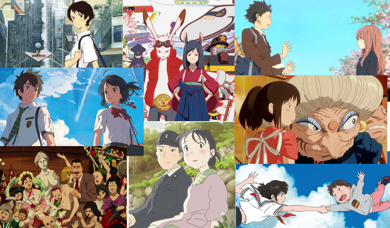 Great All Time Anime Movies To Watch Campus Sg Campus Magazine
