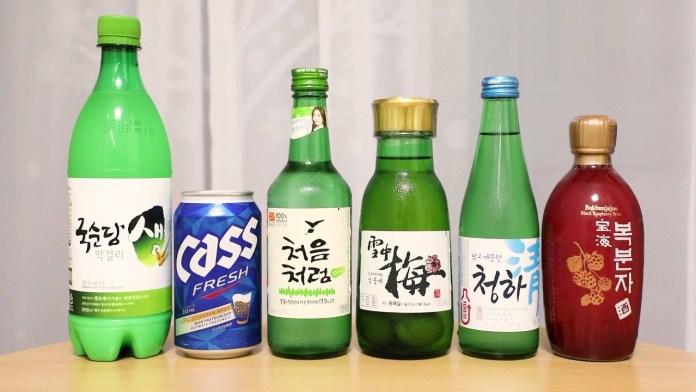 Korea tipple