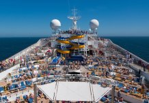 Cruise to nowhere