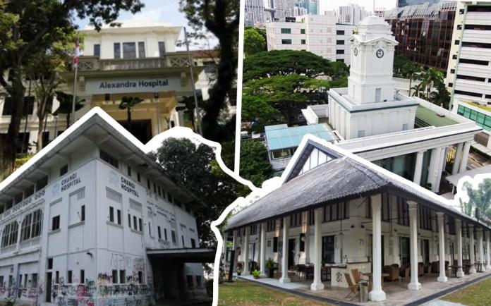 Singapore Hospitals