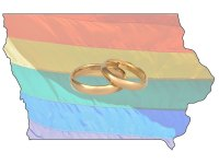 Five years of same-sex marriage in Iowa