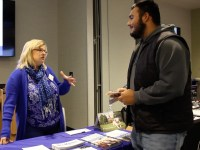 27 colleges come to DMACC for semi-annual transfer fair