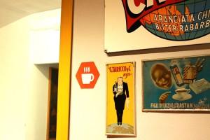 Foto della coffee area di Campus Coworking Milano
