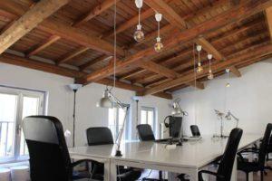 Sala meeting di Campus Coworking Milano