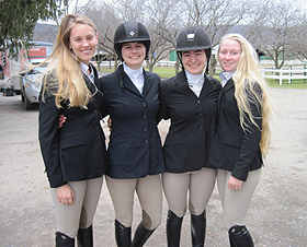 Campus Equestrian Information Including Results Stories