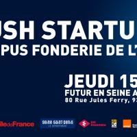 PUSH STARTUP 93 l'innovation digitale en Seine-Saint-Denis