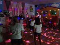 discoteca - el ultimo día del campamento de verano inglés 2015