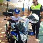 Visita de la Policía