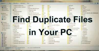 how-to-delete-duplicate-files