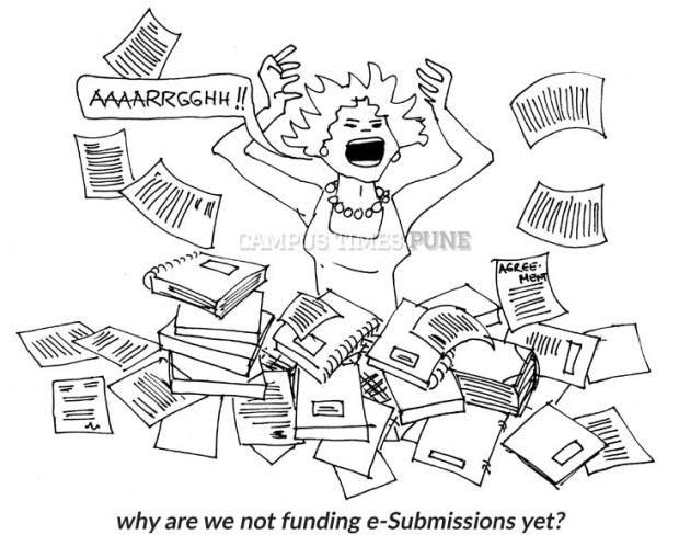 Wastage-of-Paper-Frustration-Cartoon