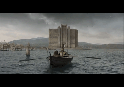 arya_stark-with-the-bravosi-ship-captain-going-towards-the-house-of-black-and-white