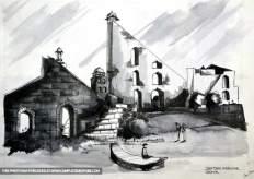 jantar-mantar-jaipur-sketch