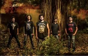 dirge-doom-metal-band-pune-photoshoot