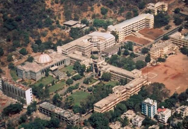 MIT-Pune-Campus-Aerial-View