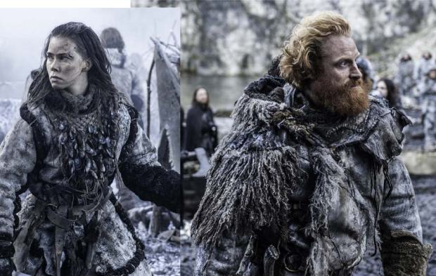 Tormund-and-the-New-Wildling-Chick
