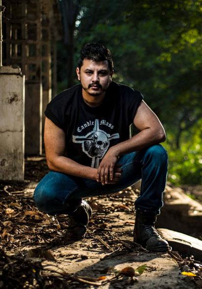 harshad-bhagwat-dirge-doom-metal-band-pune