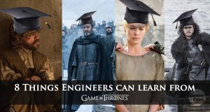 Things to learn from Game of Thrones