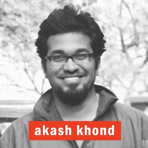 Akash Khond