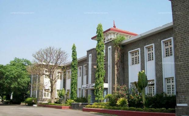 BMCC Pune Campus Building