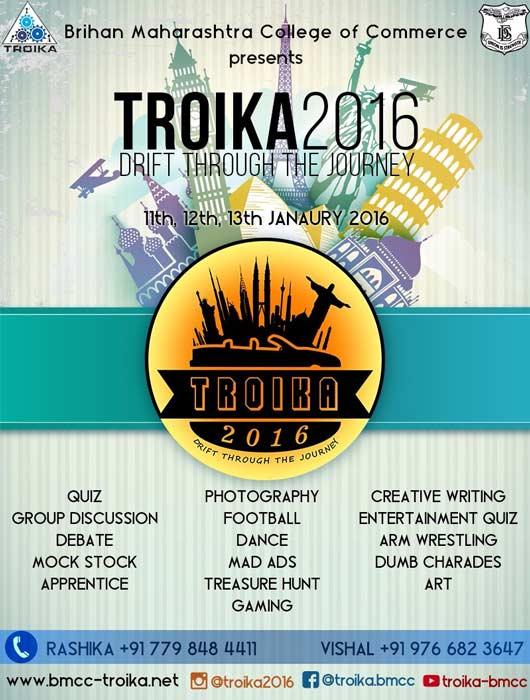 BMCC Troika 2016