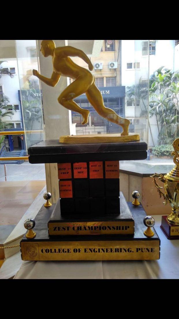 cummins college of engineering for women zest championship winners
