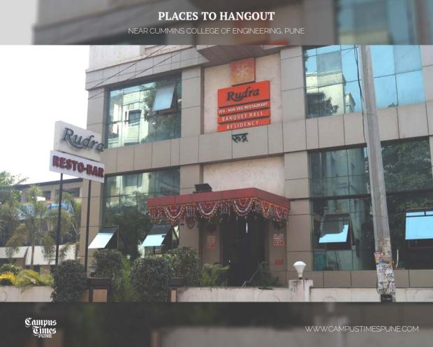 Hotel-Rudra-Hangout-Places-near-Cummins-College-Karvenagar-Pune