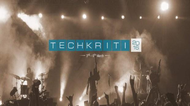 techkriti iit kanpur 2016 technical event of iit kanpur