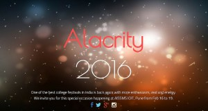 alacrity event poster 2016