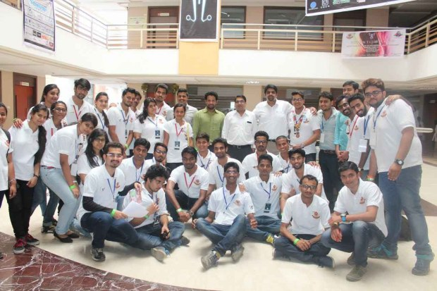 rotaract club dy patil pimpri revolution 2016 event pics1