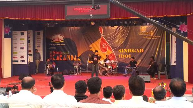 sinhgad karandak events pune sinhgad college of engineering
