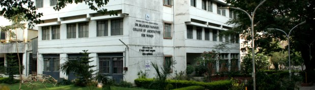 Bhanuben Nanavati college of Architecture for women cummins pune