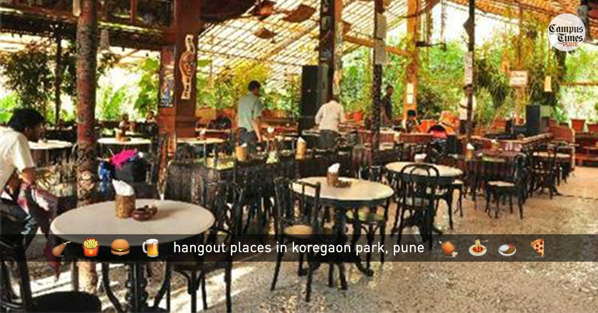 13 Places To Hangout In Koregaon Park & Mundhwa | Restaurants, Bars