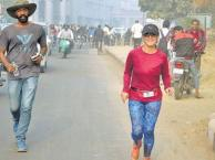golden quadrilateral queen of endurance michelle kakade