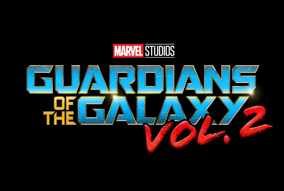 Guardian of The Galaxy Logo Revealed