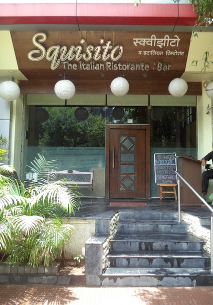 squisito places to hang out pune koregaon park