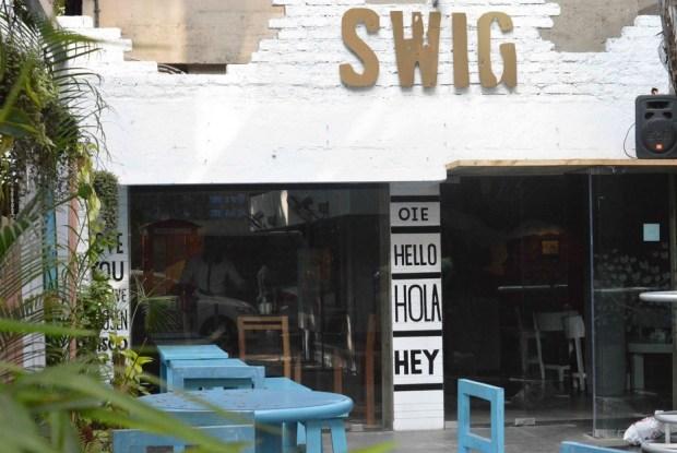 swig bar koregaon park places to hangout pune
