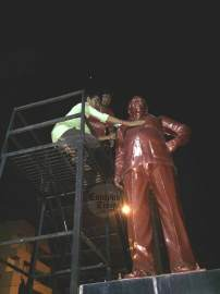 Statue-Cleaning-Campaign-by-Elixir-Foundation-Pune1