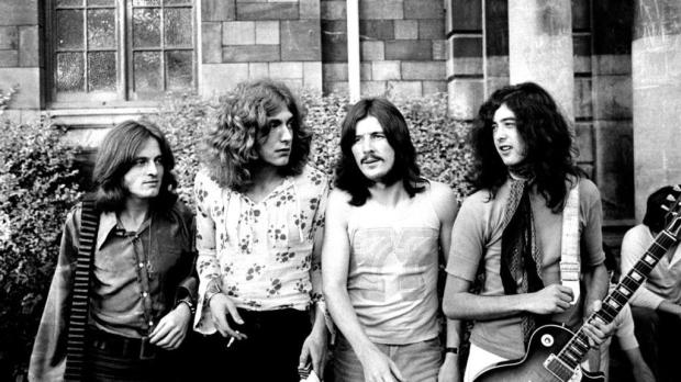 led zeppelin best bands