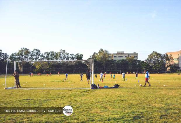 bvp-campus-image-football-ground