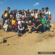 COEP-Swayam-Team-Outing-at-Tikona-Fort