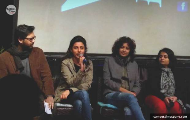 Shikha-Makan-Panel-at-Lost-The-Plot-for-Bachelor-Girls-Screening