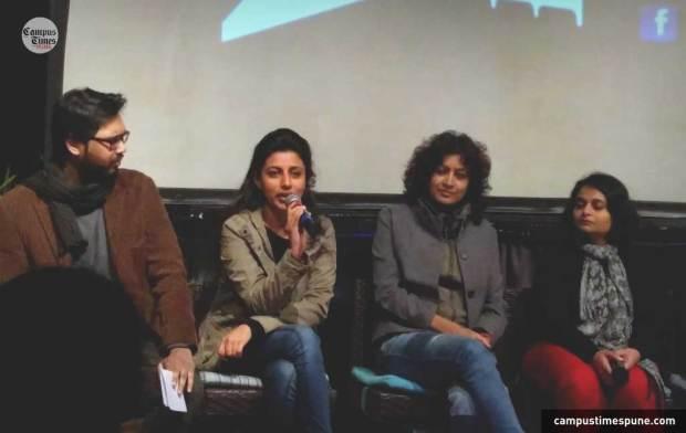 Shikha-Makan-Panel-at-Lost-The-Plot-for-Bachelor-Girls-Screening